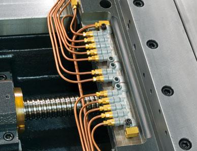 Auto 主轴润滑冷却系统