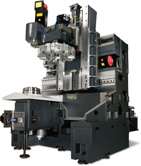 GV-1000 Construction Model Show