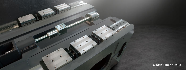 Casting struction of GV-800 series shown
